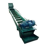 大庆污泥刮板输送机规格 重型链式输送机