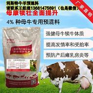繁殖母牛发情常识   母牛产前产后注意事项