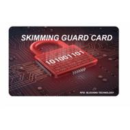 RFID屏蔽卡供应商银行卡信息保护屏蔽卡,RFID屏蔽卡,logo自定