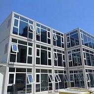 厂家直销打包箱 箱式房屋  环保耐用模块化集装箱房