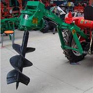 手提挖坑机 耐磨性能好汽油四冲程大马力地钻机
