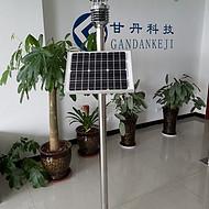 空气质量指数实时监测系统 AQI测量装置 标准六参数监测仪