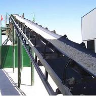 散料皮带输送机定制 斜坡升降输送机非标定制