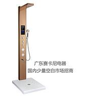 2019新款智能集成淋浴屏电热水器品牌加盟一SAIKANI赛卡尼