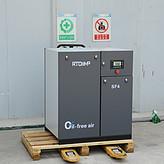 无油涡旋空气压缩机