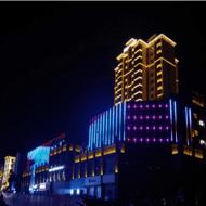 泉州亮化制作公司 建筑亮化 楼体亮化 别墅亮化 LED光彩亮化安装施工队