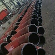 河南省专业生产内衬耐磨陶瓷弯头 售后保障完善、齐丰金属