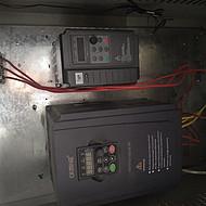 拉丝机收卷专用变频器张力控制
