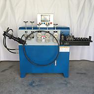 钢筋打圈机自动液压打圈机全自动数控打圈机生产厂家圆钢卷圈机