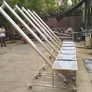 不锈钢喂料机报价 生产管式喂料机厂家
