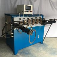 扁铁法兰卷圈机全自动数控打圈机电线杆绕圆机弹簧弯圆机
