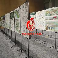 KT板展示架、上海务美三角画架、KT板丽屏展架租售