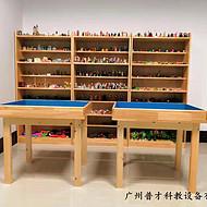 沙盘游戏专业版专业心理沙盘模型游戏价格尺寸广东广州深圳佛山心理设备厂家