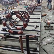 西藏圆管带式输送机 新式输送机规格齐全