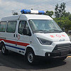 江铃救护车-3570轴距(蓝牌)