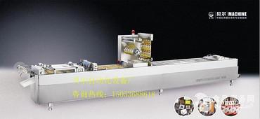 全自动拉伸膜真空包装机械 招加盟商