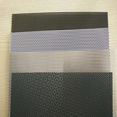 供应铝合金卷板冲孔网、冲孔板、穿孔网金刚网窗纱