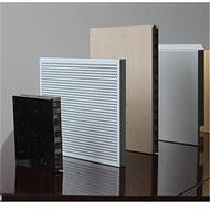 苏州冲孔铝蜂窝板订做 氟碳铝蜂窝隔音供应商 可提供样品