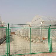 沃达 防护隔离网_护栏隔离网_隔离网围栏_带边框1.8*3米