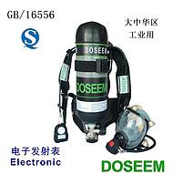 供应道雄DOSEEM正压式空气呼吸器 DS-RHZKF6.8/A