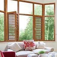 供应广西铝合金窗 南宁推拉窗 平开窗 住宅铝合金窗定制 厂家直销