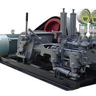 黑龙江双鸭山2ZBSB150/6-22山体护坡加固双液多档位压浆机