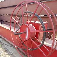 电动平车专用电缆JTA弹簧式电缆卷筒电磁吸盘 抓斗 电缆 电动式收线卷筒