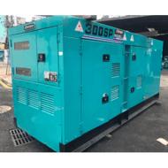 供应二手日本电友小松防音箱150KW二手静音发电机出售