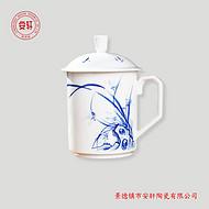 新年礼品定制茶杯 年终纪念礼品茶杯
