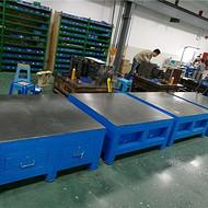 黔东州钢板模具台生产厂家