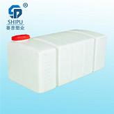 重庆塑料水箱生产厂家 500L宽体水箱 耐腐蚀加厚型储罐