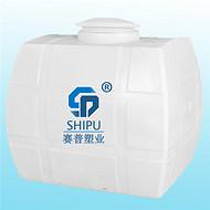四川塑料水箱厂家直销1000L卧式水箱价格 反渗透塑料水箱