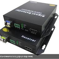 朗恒 HDMI 非压无损 光端机 EVO-3HSD无压缩光纤传输10KM)