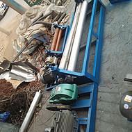 聚氨酯管道保温工程压边机