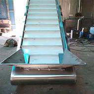 长治散料输送机 防油耐腐斜坡式输送机