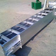 安庆供应刮板输送机 变频调速板链刮板输送机