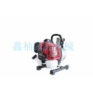 三菱TUE26二冲程1寸小水泵 农家自用抽水泵 三菱进口1寸汽油水泵