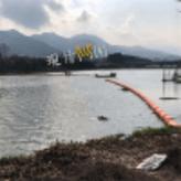 电站拦污漂排 水上拦污浮筒介绍