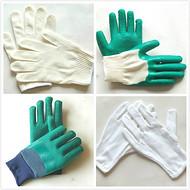 网购劳保手套防护手套工作手套乳胶手套棉纱手套礼仪手套选集芳牌