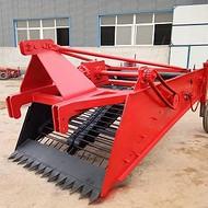 华锐农机 拖拉机牵引式药材收获机