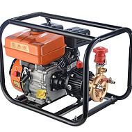 供应厂家直销共源GY-25汽油机动力打药机直联泵动力喷雾机