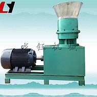 动力电平模颗粒机型 120型养牛饲料颗粒机机