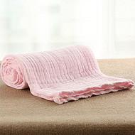 6层纯色浴巾