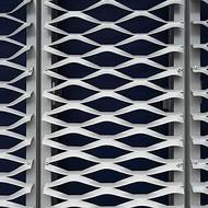 上海方菱铝板扩张网-拉伸网-钢板网厂家直销