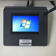 供应LCD同步异显全彩投影5寸电磁式液晶签名板