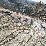 江苏盐城硅石开采裂石棒