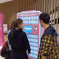 上海奥佰锐暖场道具网红口红机出租大型娱乐设备篮球机出租租赁