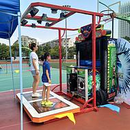 上海活动庆典道具租赁手舞足蹈跳舞机出租