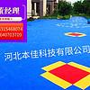 铜仁沿河县:销售足球场拼装式地板多少钱每平米,哪家好?