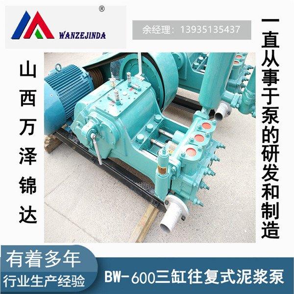 BW250泥浆泵泵头
